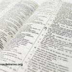 Del poder, la autoridad y la inerrancia de la Santa Palabra
